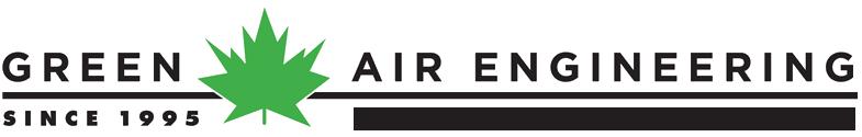 Green Air logo